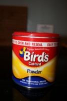 Custard powder